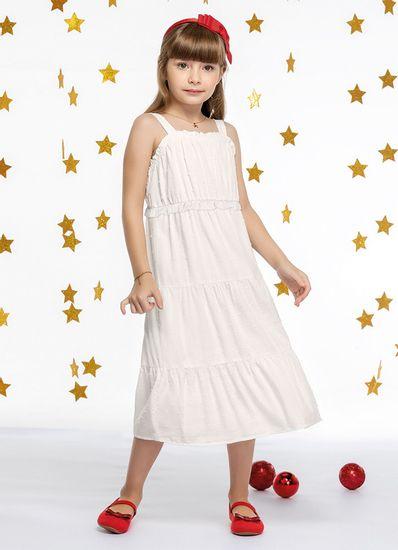 Vestido-Infantil-Menina-De-Viscose-E-Voil-Com-Cor-Lisa-Mundi