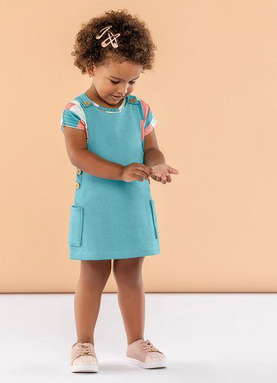 Conjunto-Infantil-Menina-De-Ribana-Estampa-Geometrica-Mundi