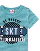 Camiseta-Infantil-Menino-Malha-Estampa-De-Skate-Brandili