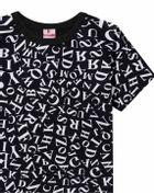 Camiseta-Infantil-Menino-Malha-Estampa-De-Letras-Brandili