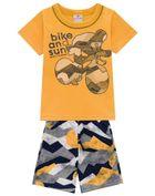 Conjunto-Infantil-Menino-Malha-Estampa-De-Bicicleta-Brandili