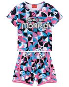 Conjunto-Infantil-Menina-Cotton-Estampa-Da-Turma-Da-Monica-Brandili