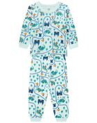 Pijama-Longo-Infantil-Menino-Malha-Estampa-De-Dinossauro-Brandili