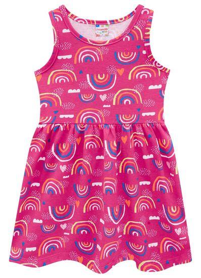 Vestido-infantil-menina-de-malha-com-estampa-de-arco-iris-Brandili