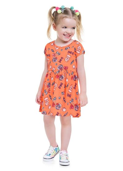 Vestido-infantil-menina-de-malha-com-estampa-de-doces-Brandili